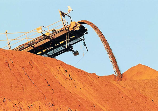 Iron ore prices - AFR