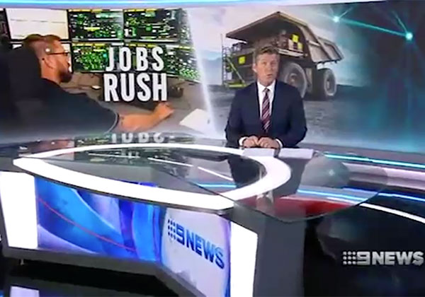 Jobs of the future - 9 News Perth