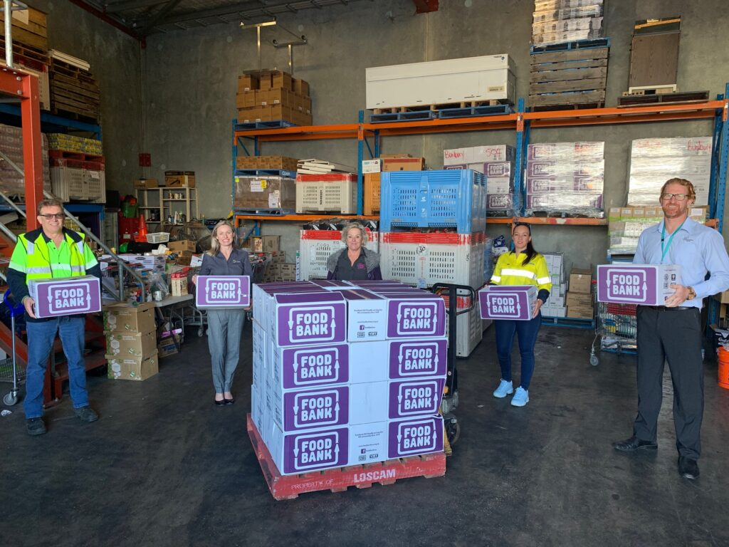 CME Members support Foodbank WA during COVID-19